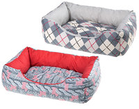 Ferplast COCCOLO 60C Лежанка мягкое место для собак и кошек, 66 x 50 x 20 см