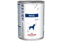 Royal Canin Renal Canine Cans для собак при почечной недостаточности,  0,41 кг