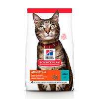 Hills Feline Adult OptCare корм для взрослых кошек с тунцом