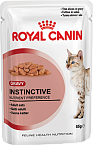 Royal Canin Instinctive в соусе, 85г