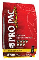 Сухий корм для собак Pro Pac DOG Chicken & Brown Rice Formula 20 кг