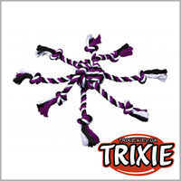 TRIXIE TX-32650 Игрушка-канат для собак TRIXIE - Denta Fun