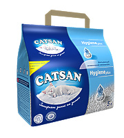 Catsan впитывающий наполнитель для кошачьего туалета
