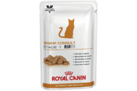 Royal Canin Senior Consult Stage 1 Pouches  для котов и кошек старше 7 лет  0,1 кг