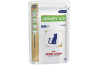 Royal Canin Urinary S/O Feline Pouches для кошек при заболеваниях нижних мочевыводящих путей 0,1 кг