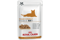 Royal Canin Senior Consult Stage 2 Pouches  для котов и кошек старше 7 лет  0,1 кг