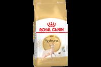 Royal Canin Sphynx Adult   корм для Сфинксов старше 12 месяцев  10 кг