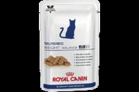 Royal Canin Neutered Weight Balance  для кастрированных / стерилизованных котов и кошек, 0,1 кг