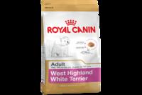 Royal Canin Westie Adult  для собак при ожирении (стадия 2), 3 кг