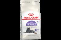 Royal Canin Sterilised 7+ для стерилизованных кошек старше 7 лет   1,5 кг