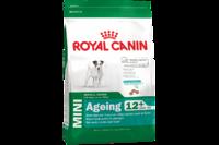 Royal Canin Mini Ageing 12+ для стареющих собак мелких размеров старше 12 лет, 1,5 кг