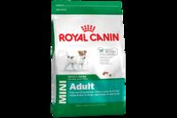 Royal Canin Mini Adult для собак мелких размеров с 10 месяцев до 8 лет, 8 кг