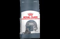 Royal Canin Oral Care  для взрослых кошек, снижение образования зубного камня, 8 кг