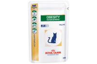 Royal Canin Obesity Feline Pouches  для кошек при ожирении и избыточном весе, 0,1 кг