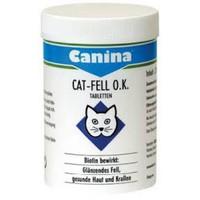 Cat-Fell O.K. 100табл. биотин с микроэл.