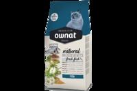 Ownat Classic Fish (Cat) — корм для взрослых кошек с Рыбой, 1,5 кг