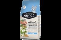 Ownat Classic Kitten (Cat) — корм для котят с Курицей, 1,5 кг