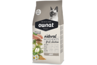 Ownat Classic Light (Cat) — корм для взрослых кошек, склонных к набору веса, 1,5 кг