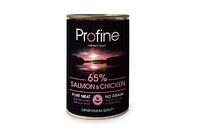 Profine Salmon & Chicken - консервы для собак (лосось/курица/картофель) 400г