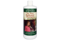 ESPREE Tea Tree Medicated   Терапевтический шампунь для лошадей с маслом чайного дерева 946 мл