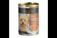 Edel Dog k 400g индейка и печень