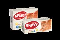 Витамины и минералы Браво для котов, Артериум, 60 табл.