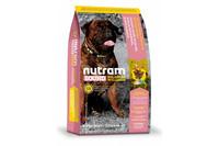 S8 Nutram Sound Balanced Wellness® Large Breed Adult Dog Food Рецепт с курицей и овсянкой Для взрослых собак крупных пород 20 кг