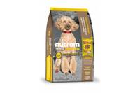 T29 Nutram Total Grain-Free® Lamb and Lentils Recipe Dog Food Рецепт с ягненком и овощами. Без зерновой. Разработан специально для мелких пород собак 2,72 кг