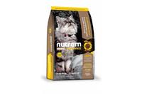 T22 Nutram Total Grain-Free® Turkey & Chiken Cat Food Рецепт с курицей и индейкой. Без зерновой. Для всех жизненных стадий 20 кг