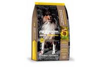 T23 Nutram Total Grain-Free® Turkey, Chiken & Duck Dog Food Рецепт с индейкой и курицей. Без зерновой. Для всех жизненных стадий 11,34 кг
