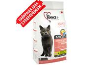 1st Choice Indoor Vitality Adult ФЕСТ ЧОЙС КУРИЦА ВИТАЛИТИ сухой супер премиум корм для котов всех пород , 10 кг.
