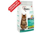 1st Choice Weight Control Adult ФЕСТ ЧОЙС КОНТРОЛЬ ВЕСА сухой супер премиум корм для кошек, склонных к полноте , 5.44 кг.