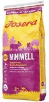Josera Miniwell сухой корм для взрослых собак мелких пород