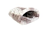 "Туннель ""Leika"" меховой для кошек, 46х33х27 см"