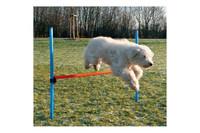 Сборный барьер для собак TRIXIE, 123 x 115 см, D- 3 см