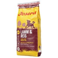 Josera Lamb and Rice корм для собак всех пород (ягненок и рис)