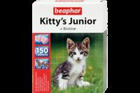 Beaphar Кормовая добавка Kitty's Junior с биотином для котят 1000т