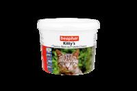 Beaphar Кормовая добавка Kitty's Mix для кошек 750 таб.
