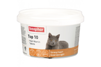 Beaphar Кормовая добавка Top 10 для кошек, 180 табл.
