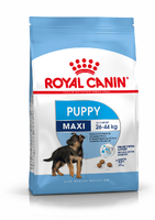 Royal Canin MAXI Puppy корм для щенков в возрасте от 2 до 15 месяцев
