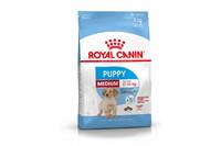 Royal Canin Medium Puppy для щенков собак средних размеров до 12 месяцев, 15 кг