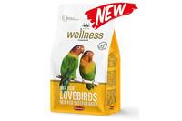 Padovan Комплексный корм для неразлучников Wellness parrocche lovebirds 850g