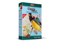 Padovan Гигиенический кварцевый наполнитель для птиц с измельченными ракушками Ocean fresh air 1 кг