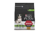 PRO PLAN Medium Puppy OPTISTART Корм для щенков средних пород  12 кг