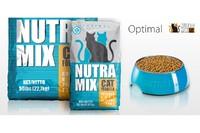 Nutra mix optimal -сухой корм для кошек, оптимальный состав, 22.68кг