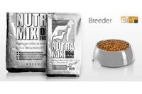 Nutra mix breeder -сухой корм для собак, выбор заводчиков,  22.7кг