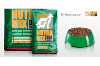Nutra mix performance -сухой корм для собак, эффективная формула, 3кг