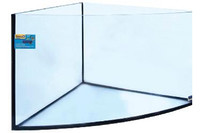 Аквариум Природа угловой (57х57х45) 85л