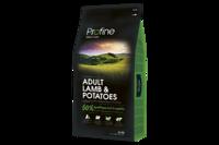 Profine (Профайн) Adult Breeds Lamb & Potatoes - сухой корм для взрослых собак с ягненком и картофелем 15кг