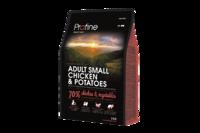 Profine (Профайн) Adult Small Breed Chicken & Potatoes - сухой корм для взрослых собак мини пород с курицей и картофелем 10кг